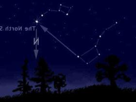 Comment  Se repérer grâce aux étoiles