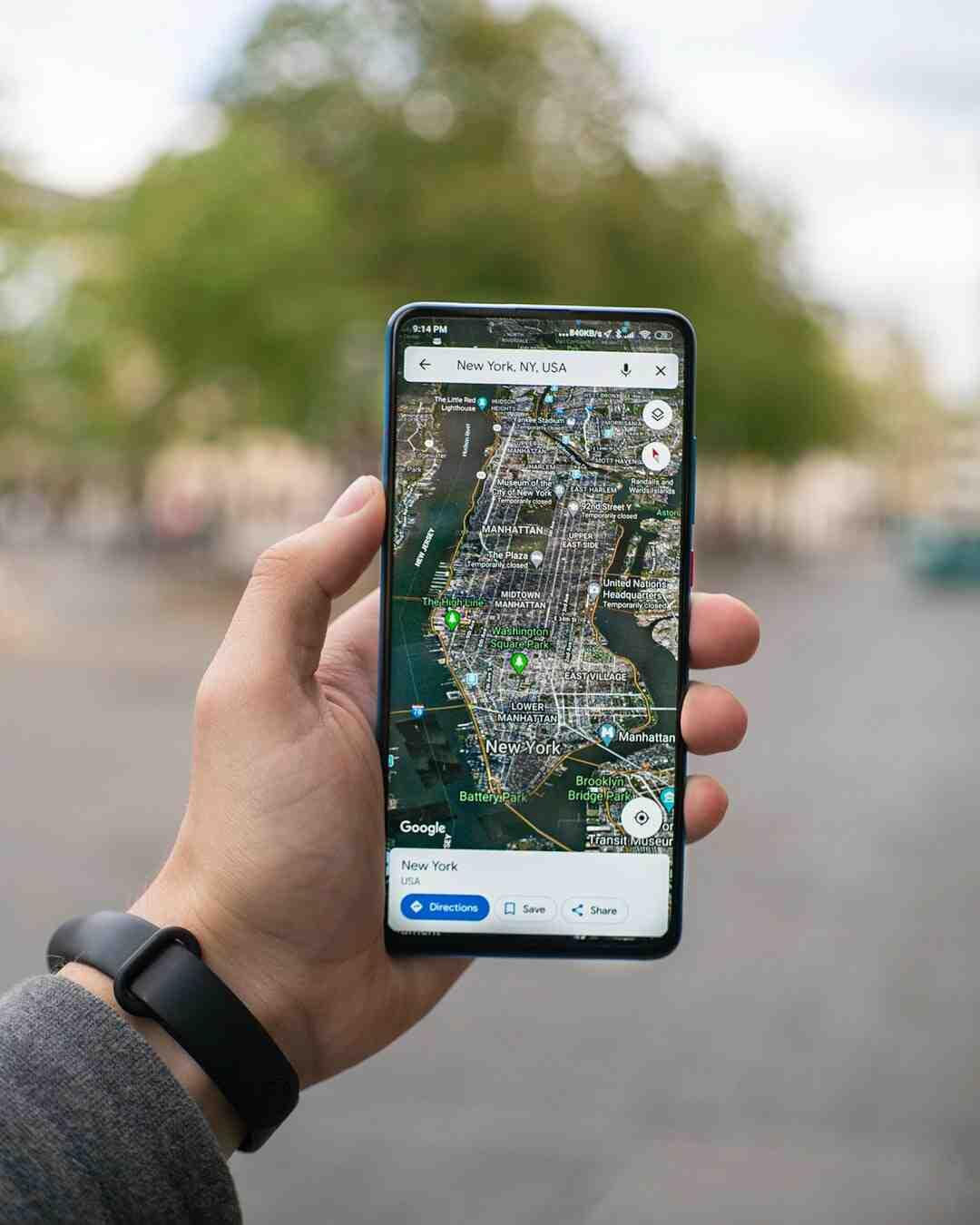 Comment ajouter son domicile sur Google Maps ?