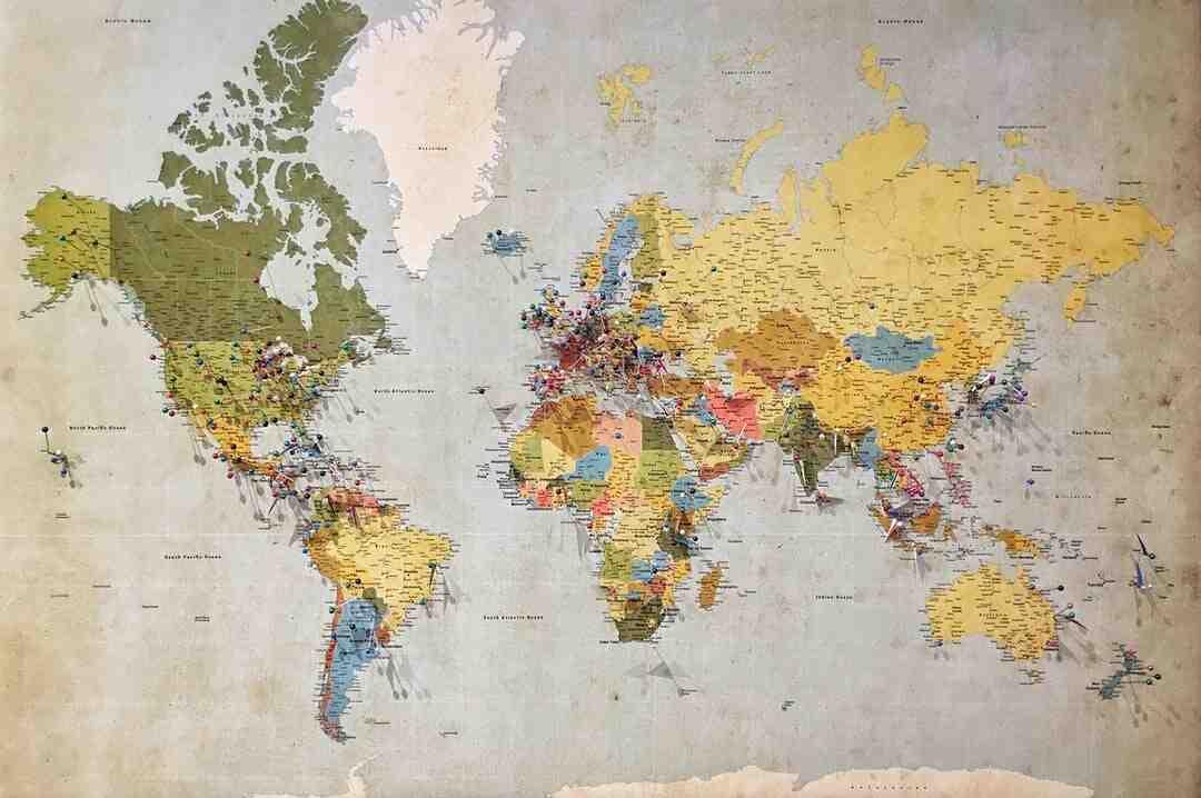 Comment apprendre les cartes de géographie ?