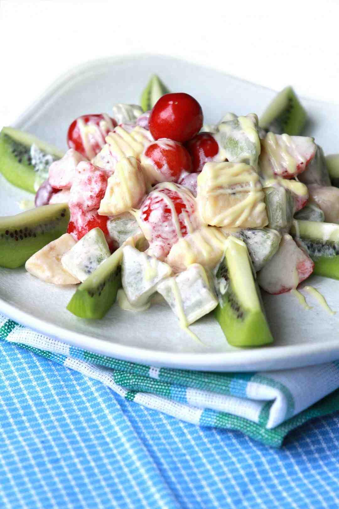 Comment conserver une salade de fruits maison ?