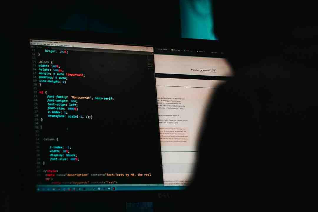 Comment debuter en HTML ?