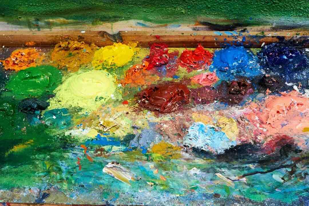 Comment fabriquer la peinture à la craie ?