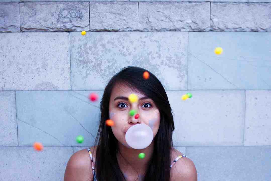 Comment faire du Chewing-gum Fait-maison facilement ?