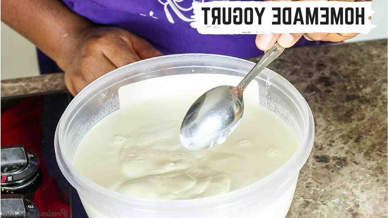 Comment faire sois même du yaourt à la maison ?
