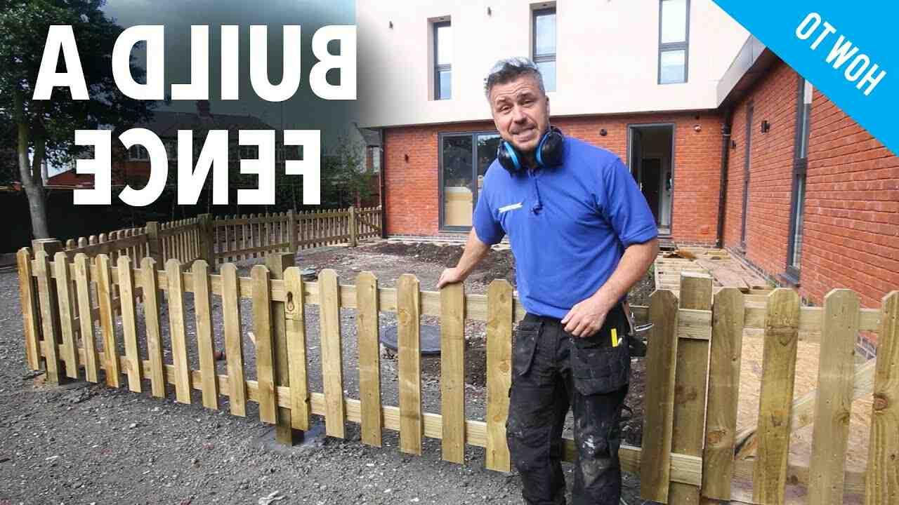Comment faire une clôture pas trop cher ?