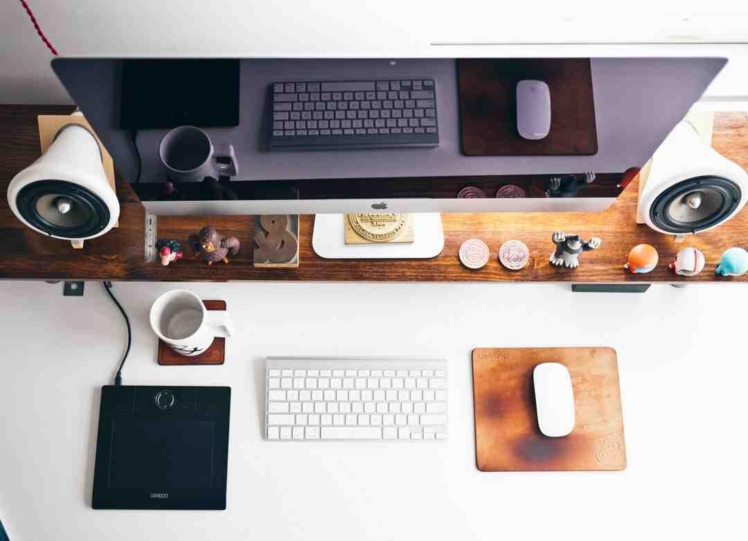 Comment mettre gmail sur le bureau