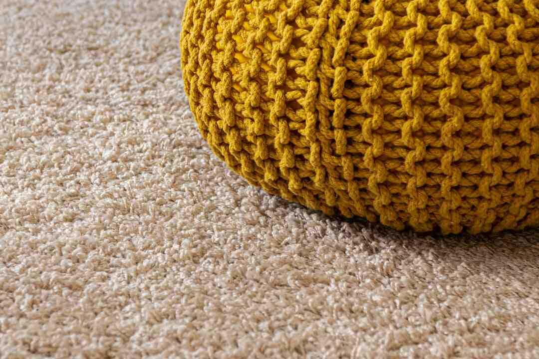 Comment nettoyer un tapis à sec à la maison ?