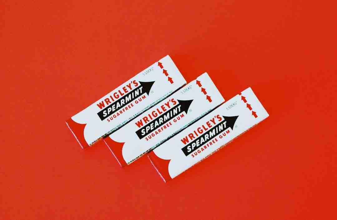 Comment on fait un chewing-gum ?