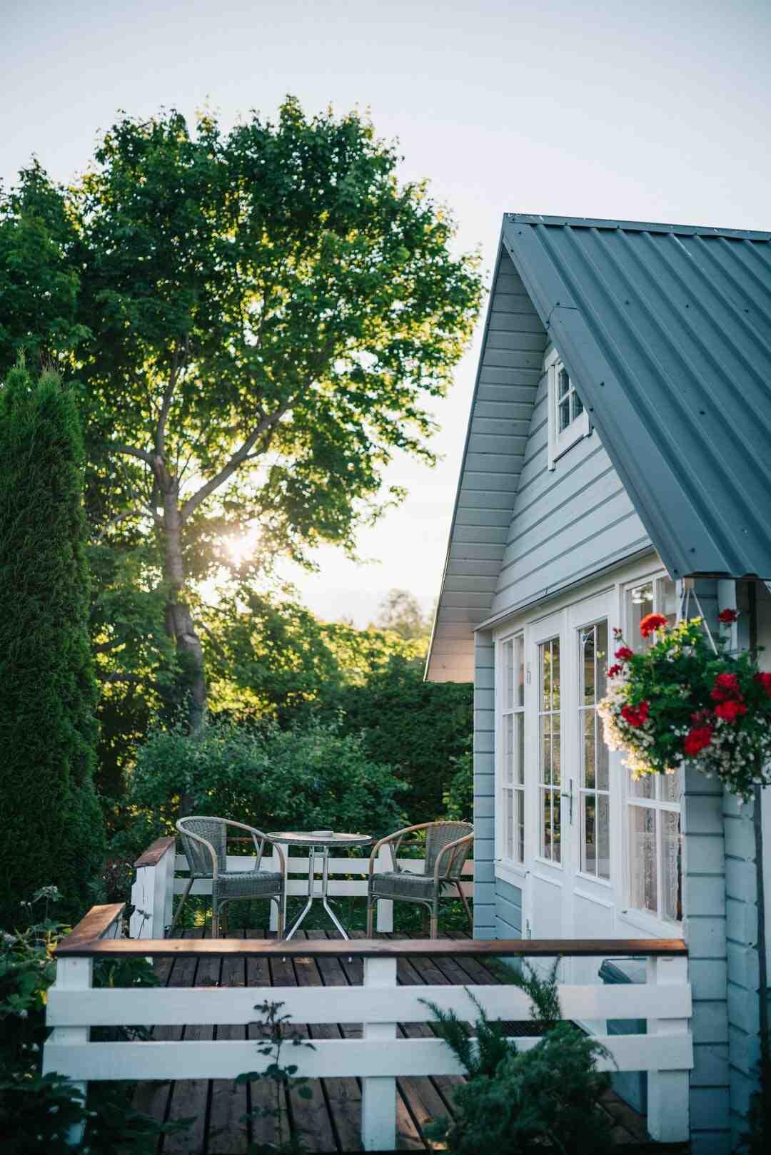 Comment peindre l'intérieur d'une maison neuve ?