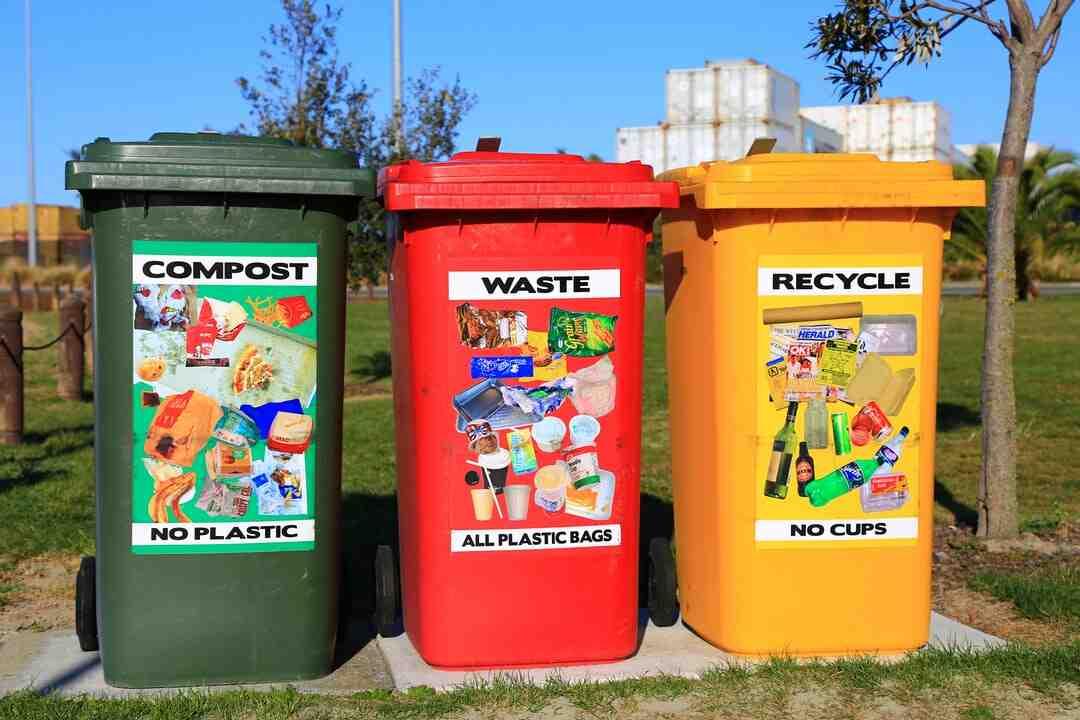 Comment recycler les déchets ménagers ?