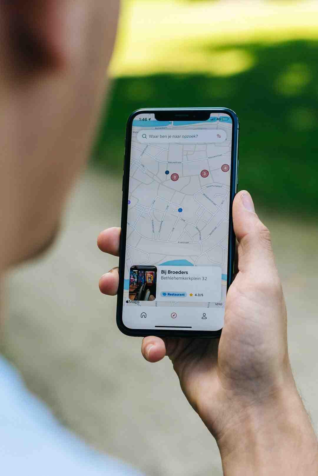 Comment remettre l'icône telephone sur iPhone ?