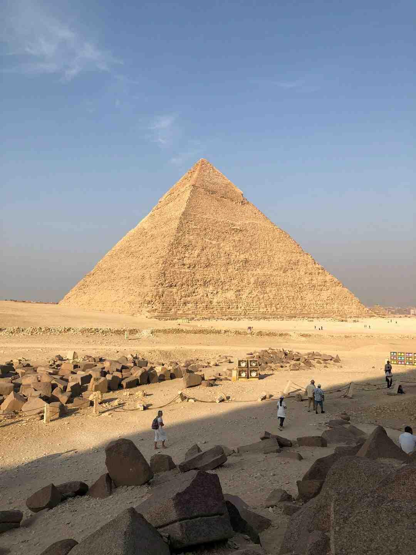 Comment utiliser la pyramide ?