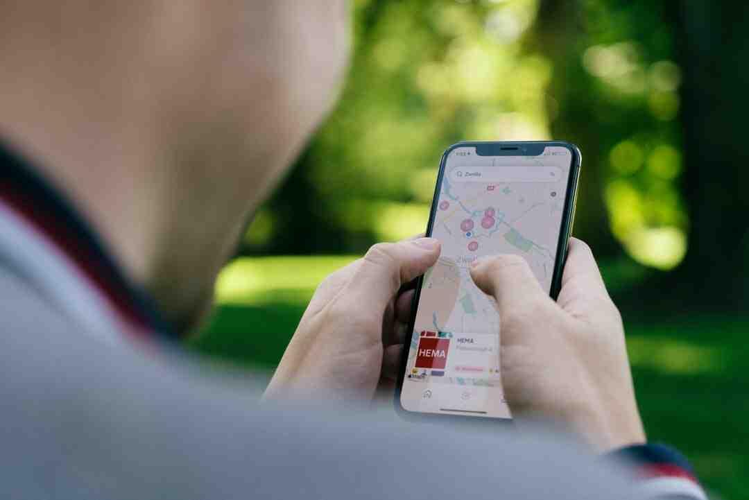 Où sont les fichiers téléchargés sur iPhone ?