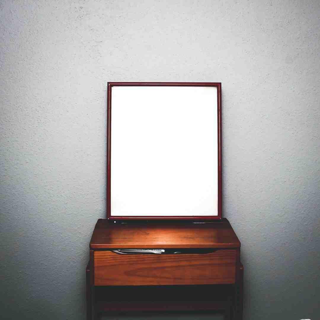 Où trouver un petit miroir ?