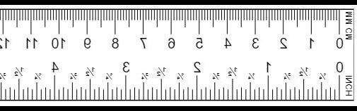 Pourquoi mesure ton en pouce ?