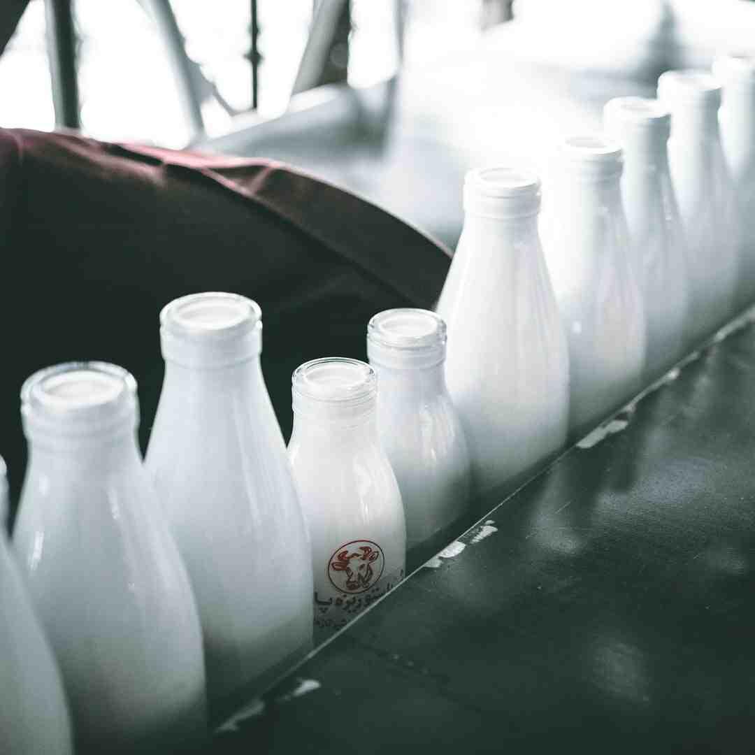 Pourquoi ne pas bouillir le lait ?