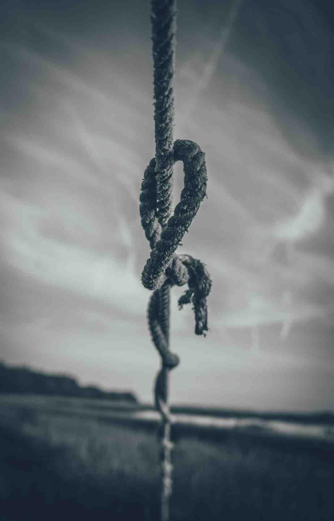 Quand changer de corde d'escalade ?