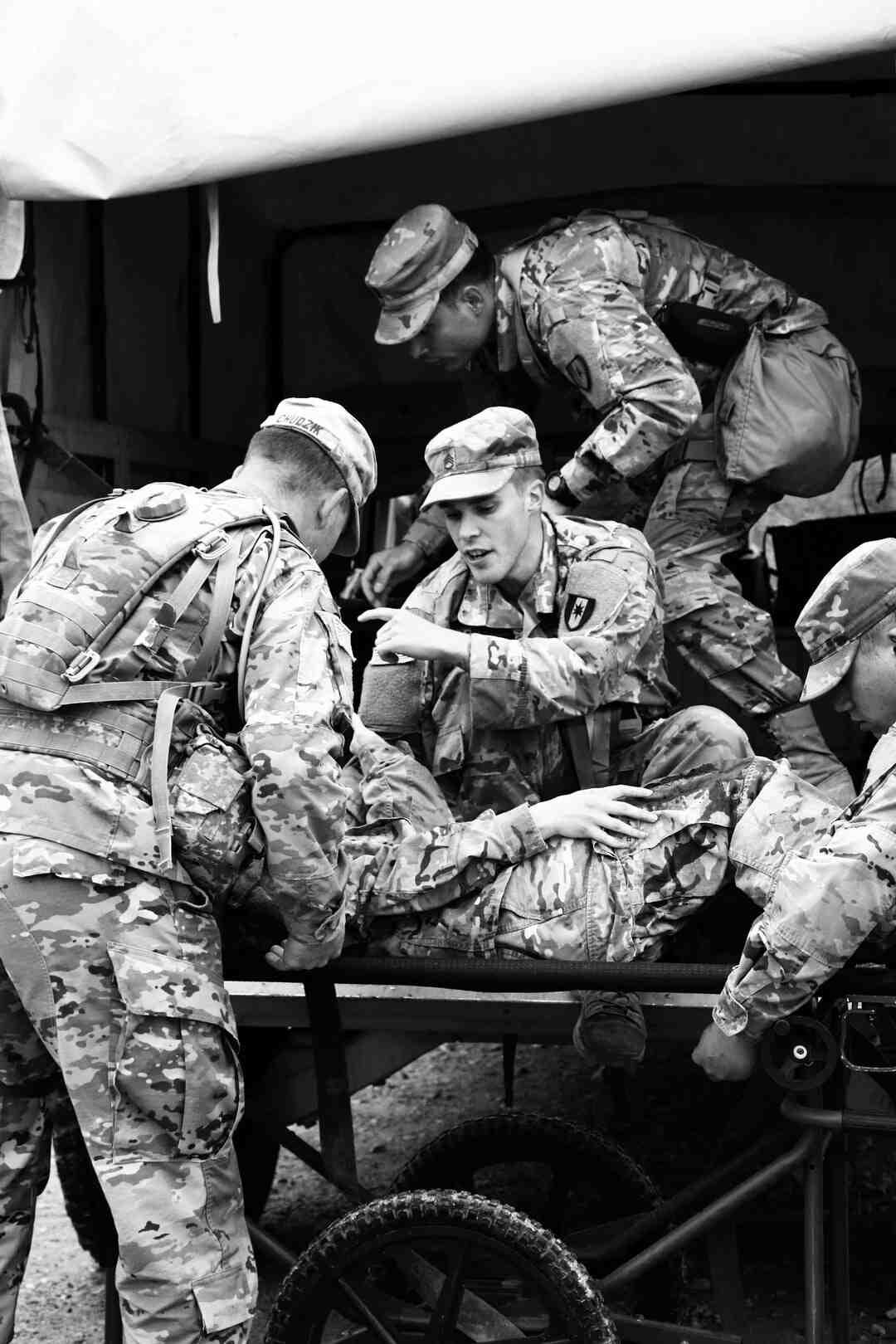 Quel est l'exercice de progression du développé militaire ?