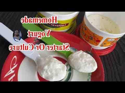 Quelles sont les étapes de la fabrication du yaourt ?