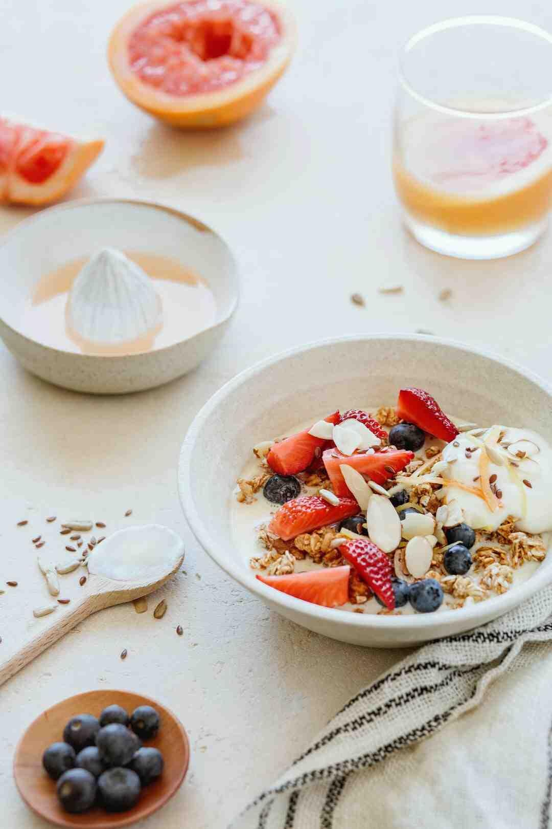Qu'est ce qui remplace le yaourt ?
