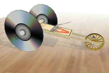 Comment  Adapter une voiture de piège à souris pour parcourir une plus grande distance