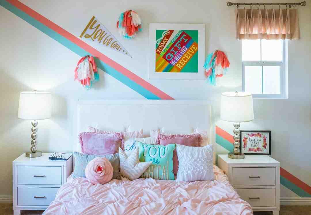 Comment  Choisir une couleur de peinture pour une chambre