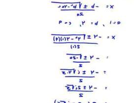 Comment  Compléter le carré pour résoudre une équation