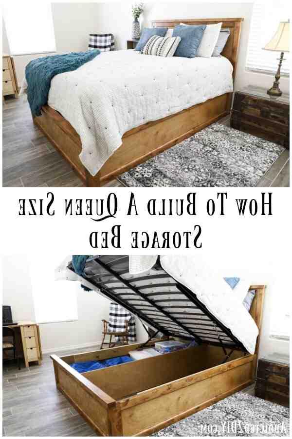 Comment  Construire un lit plateforme