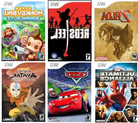 Comment  Copier des jeux de Wii