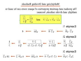 Comment  Diviser des racines carrées