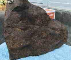 Comment  Identifier une météorite