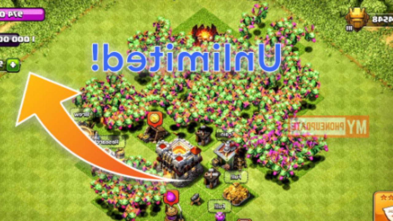 Comment  Installer des mods sur Clash of Clans avec XMod