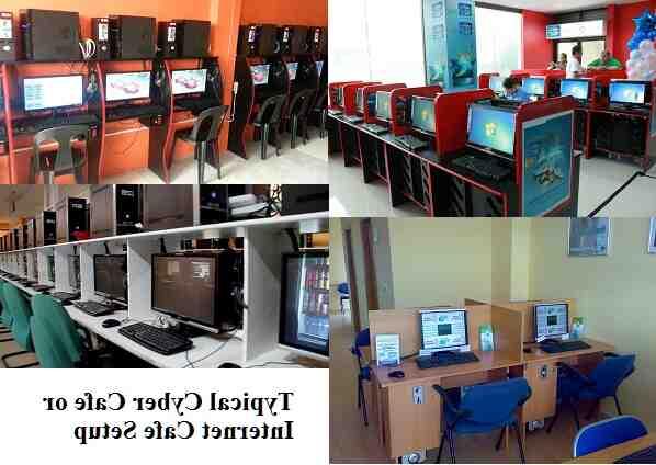 Comment  Installer un cybercafé