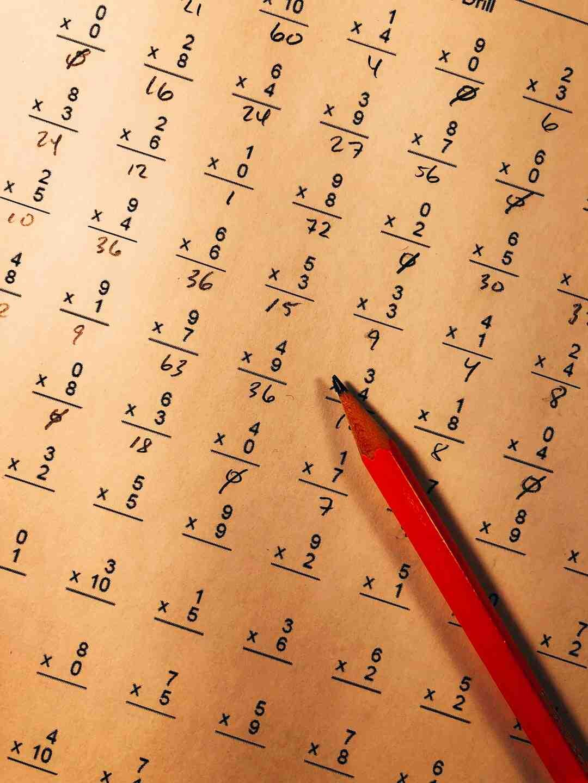Comment  Pratiquer la multiplication védique