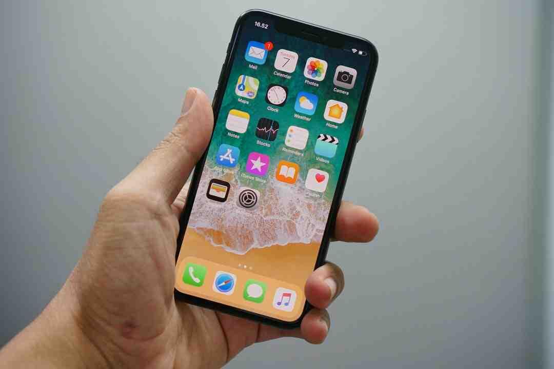 Comment  Transférer les applications d'un iPhone à un autre