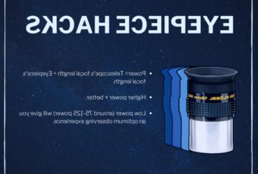 Comment  Utiliser un télescope