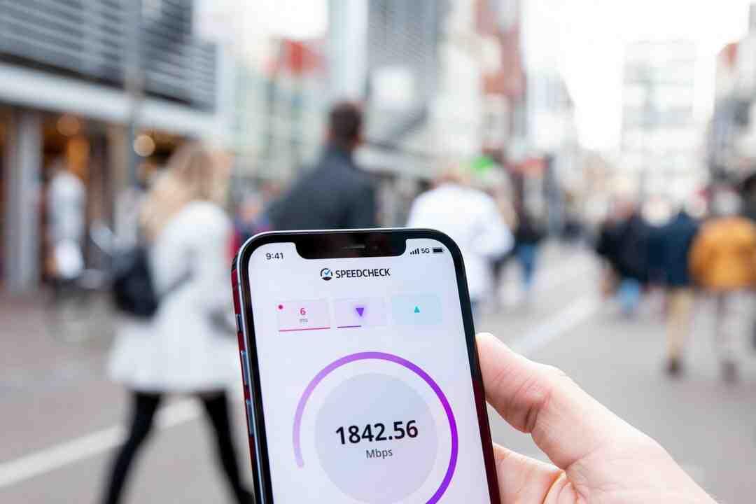 Comment  Voir son mot de passe WiFi sur un iPhone