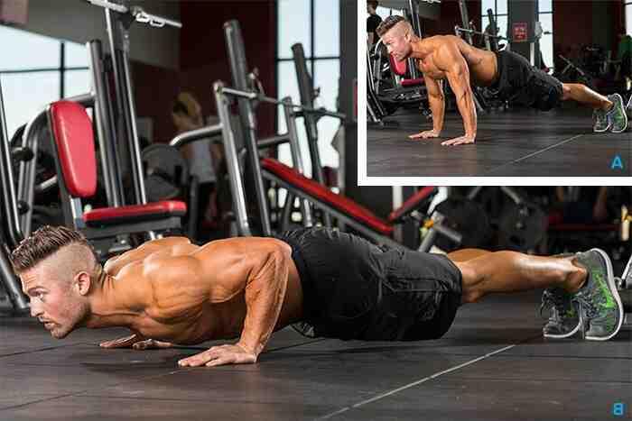 Comment avoir des muscles en 10 minutes ?