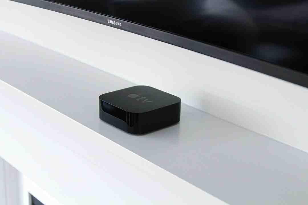 Comment connecter une Apple TV au Wi-Fi sans telecommande ?