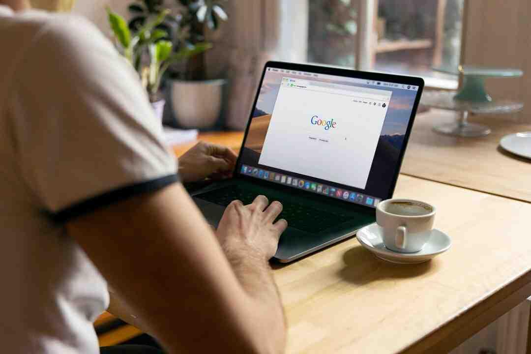 Comment enlever les infos sur Google ?