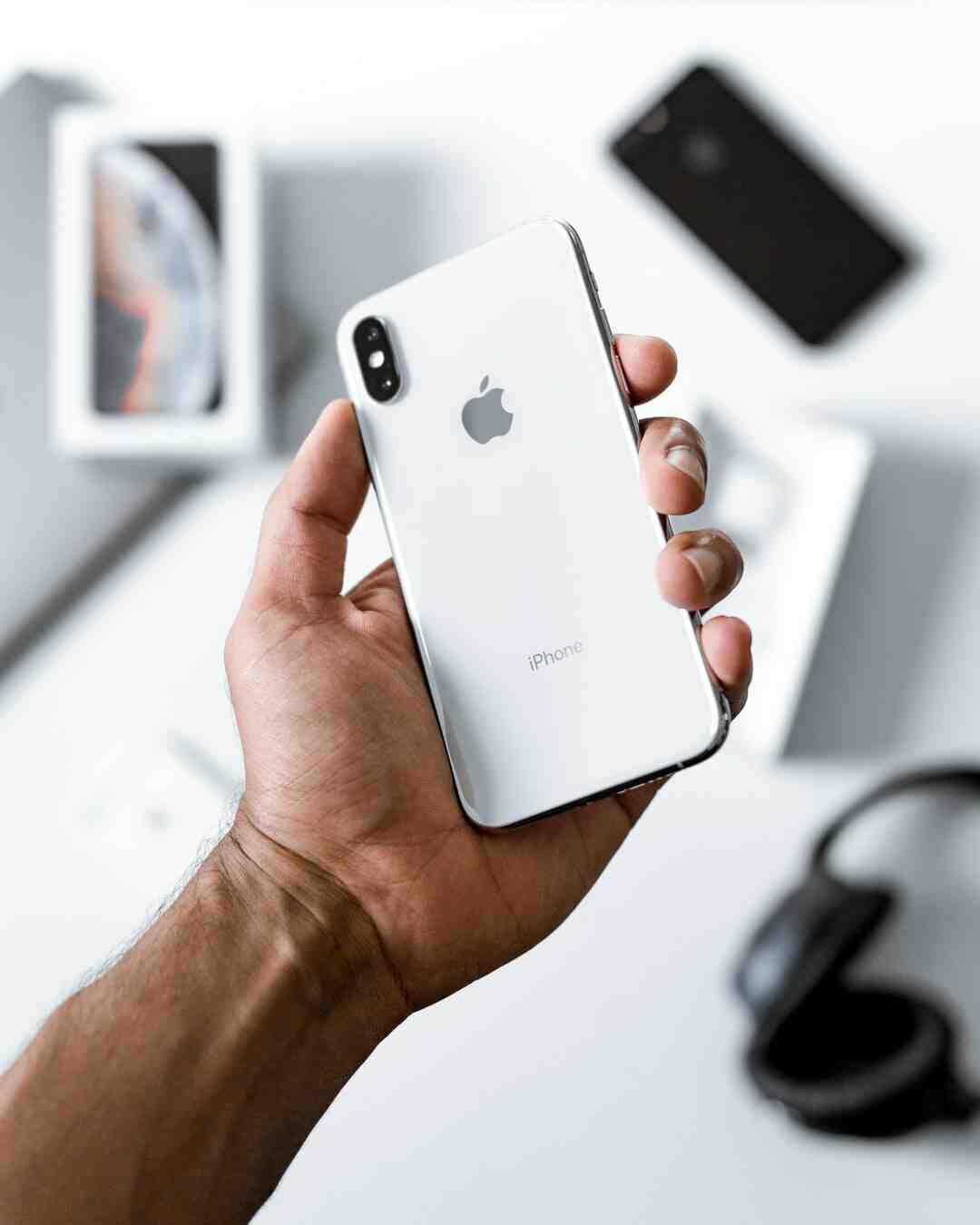 Comment enregistrer en audio sur iPhone ?