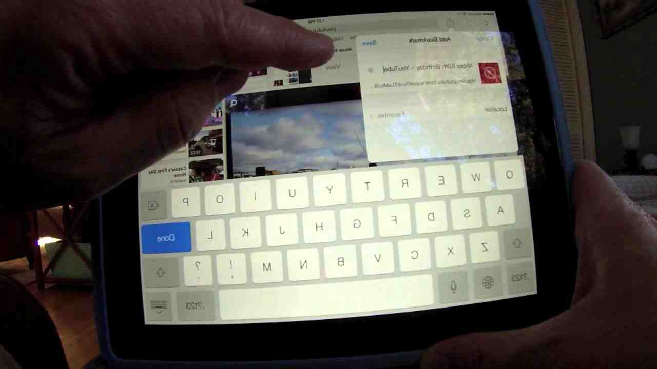 Comment enregistrer un site dans les favoris sur iPhone ?