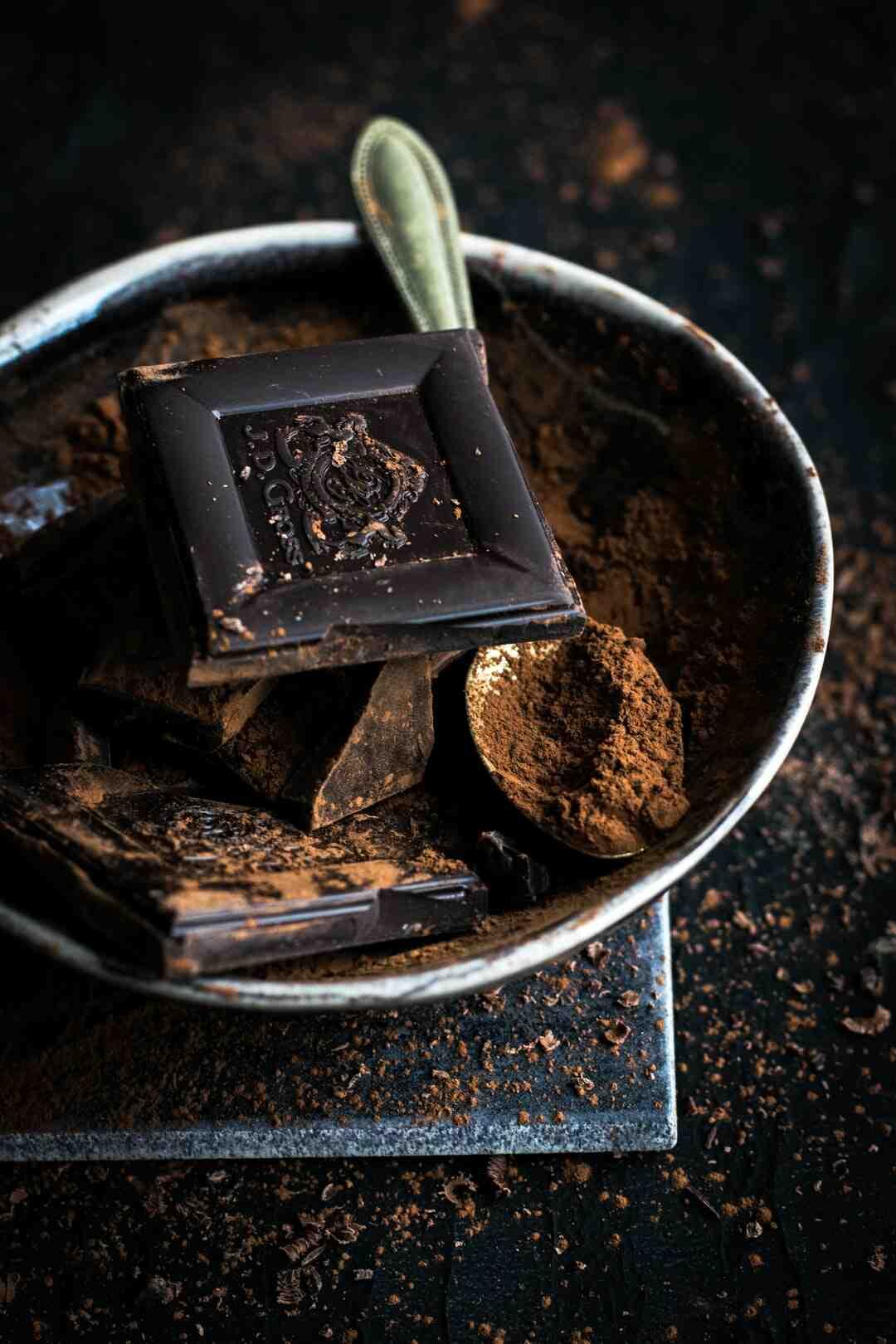 Comment est fabriqué le chocolat en poudre ?