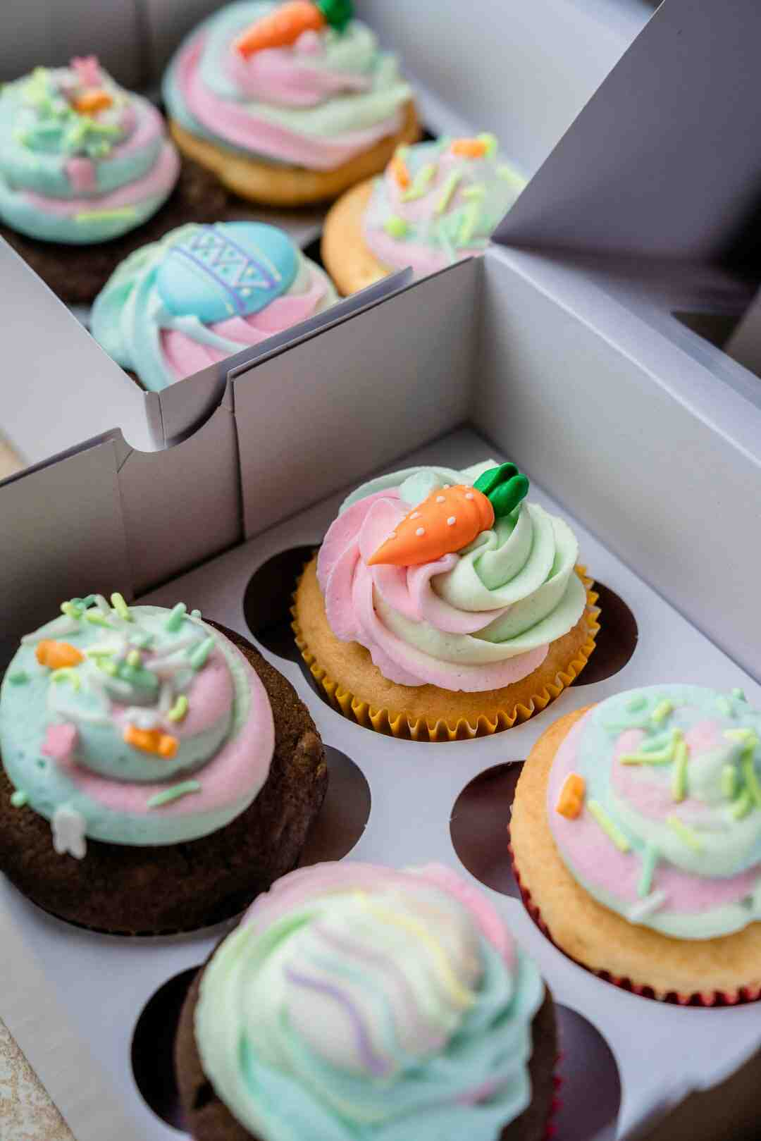 Comment évider un cupcake ?