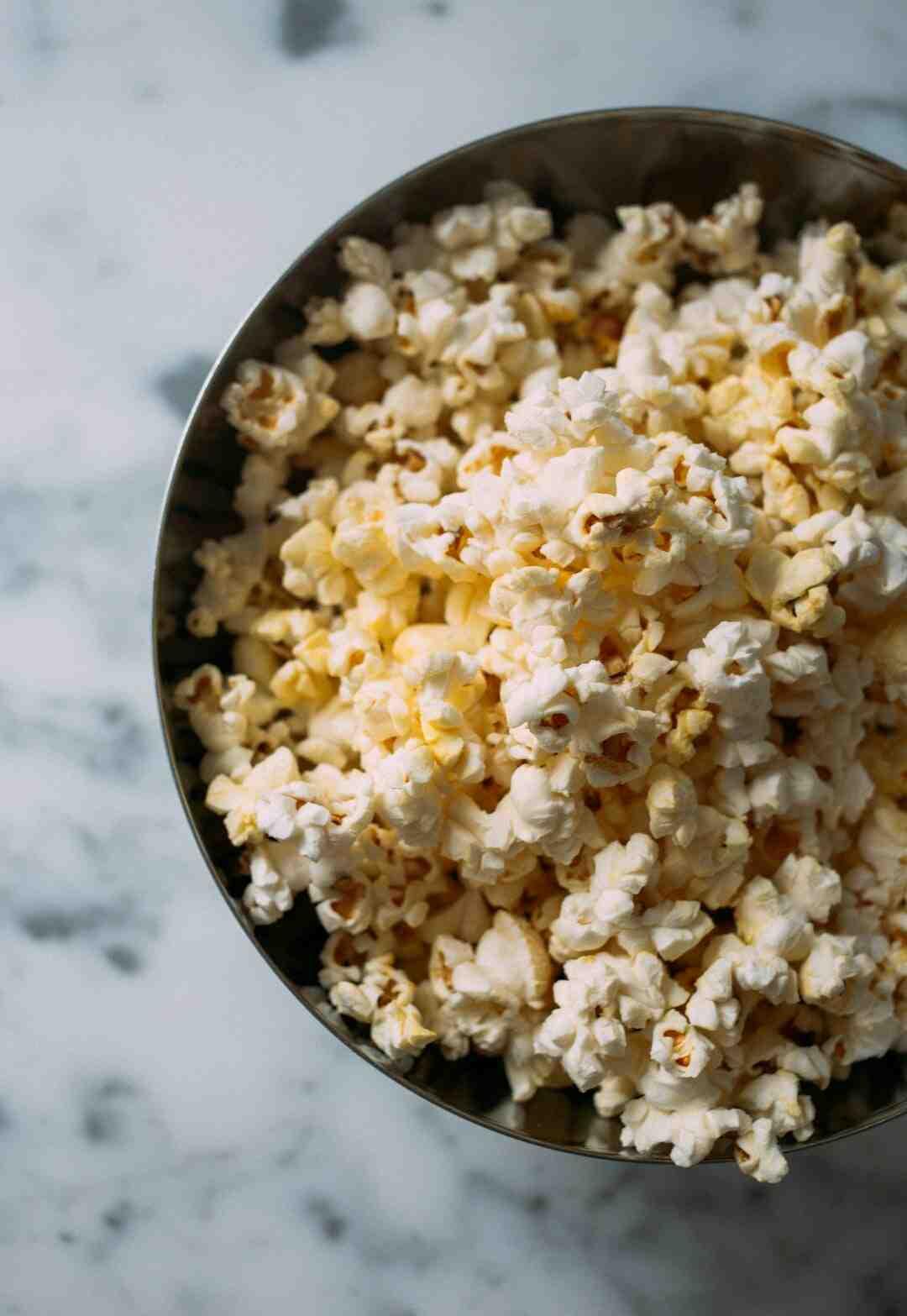 Comment faire Pop-corn cinéma ?