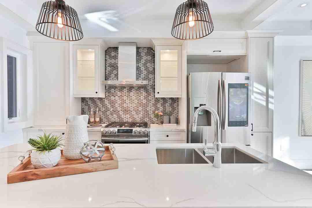 Comment faire de la céramique sur un mur de cuisine ?