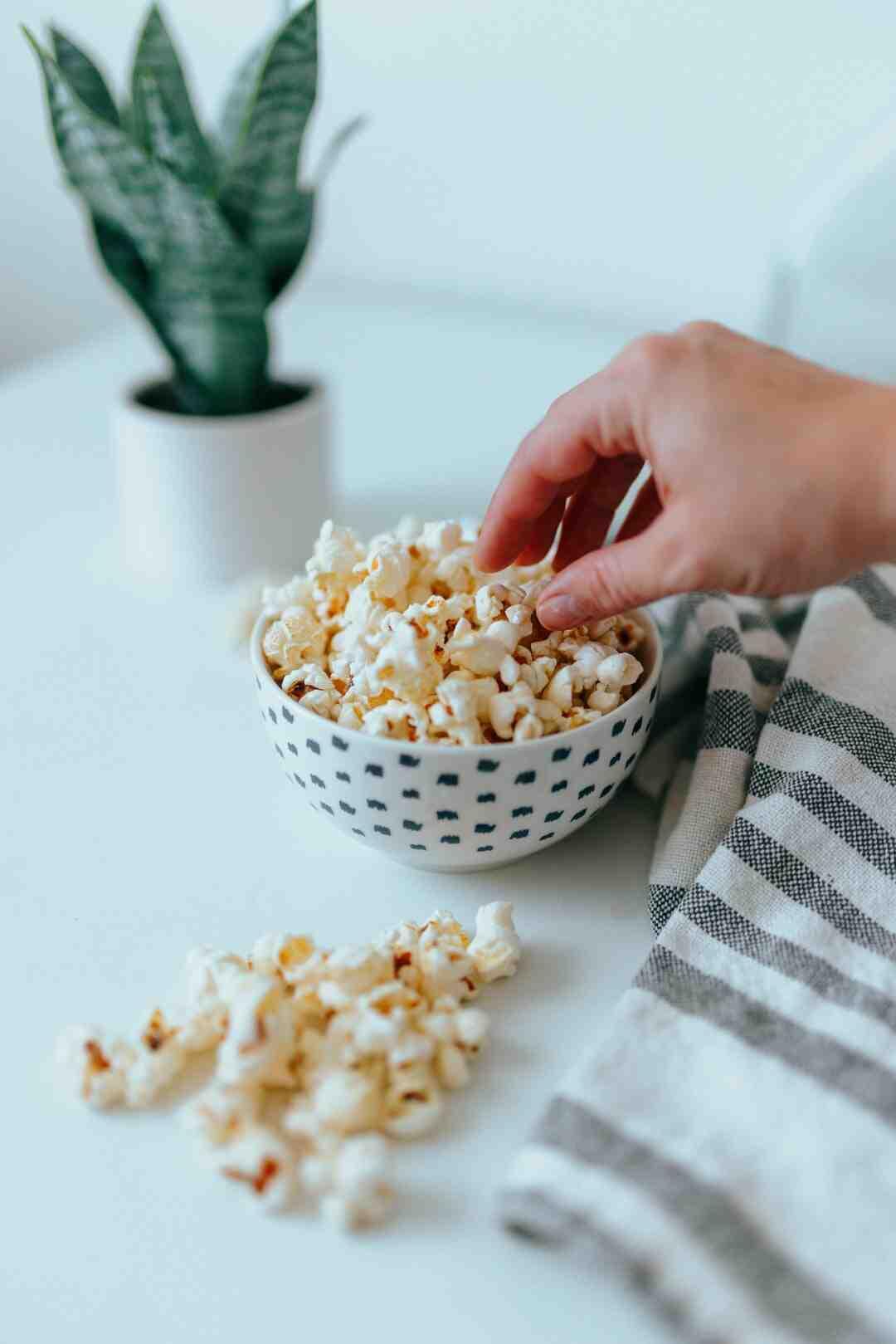 Comment faire des Pop-corn aromatisé ?