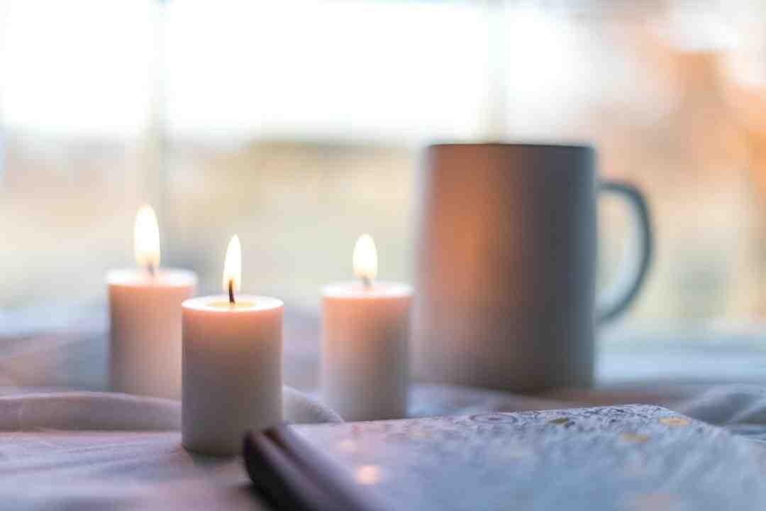 Comment faire des bougies gourmandes ?