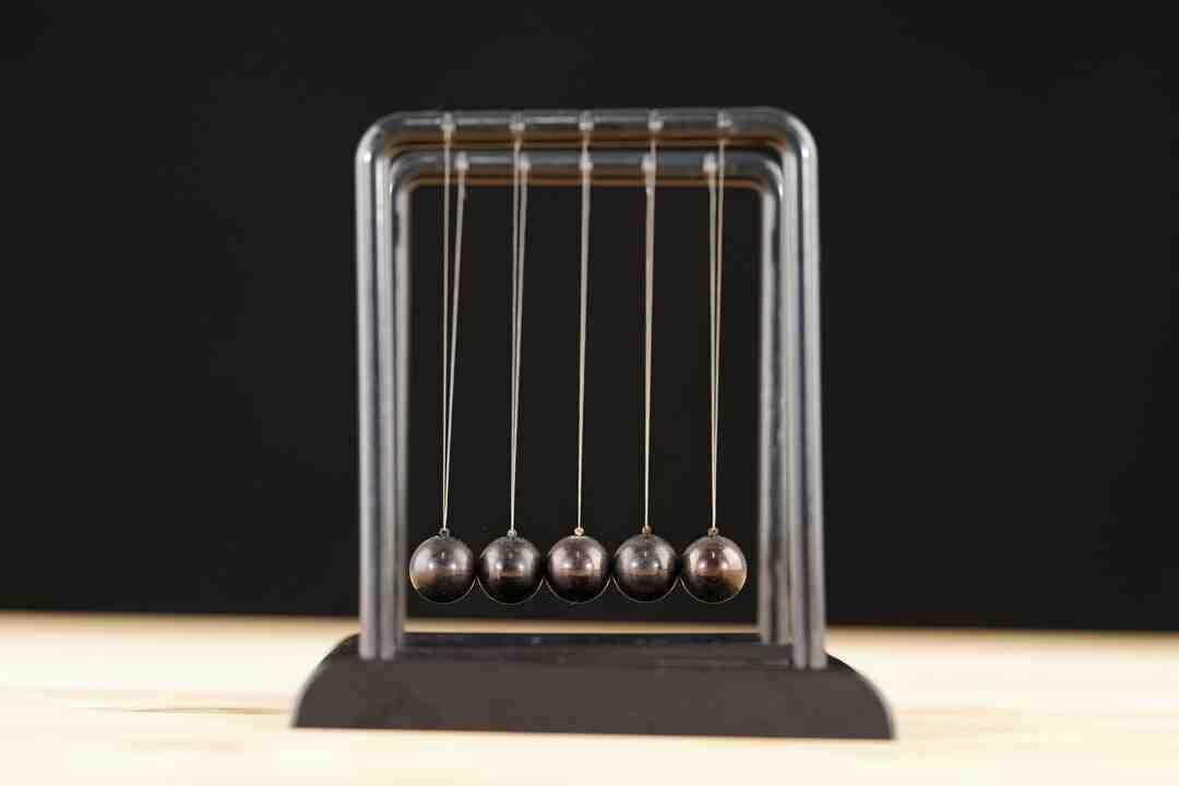 Comment interpréter les mouvements d'un pendule ?
