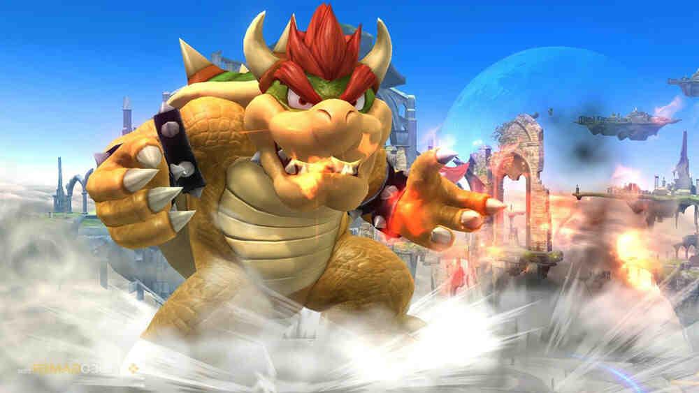 Comment jouer Steve Smash Bros Ultimate ?